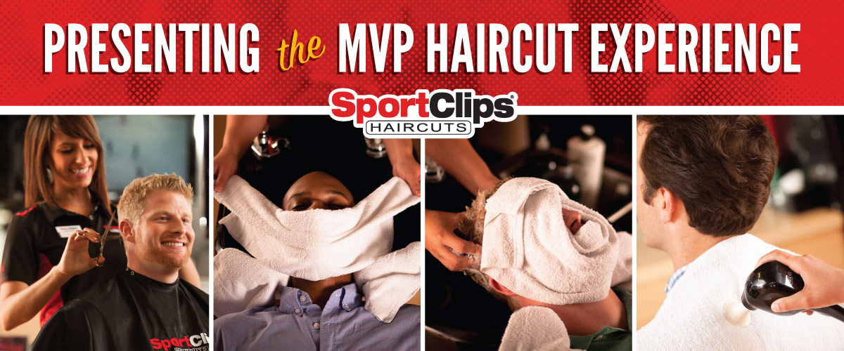 The Sport Clips Haircuts of Stillwater - Perkins Road MVP Haircut Experience