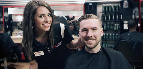 Sport Clips Haircuts of Stillwater - Perkins Road​ stylist hair cut